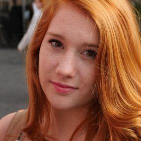 Natural redhead blog
