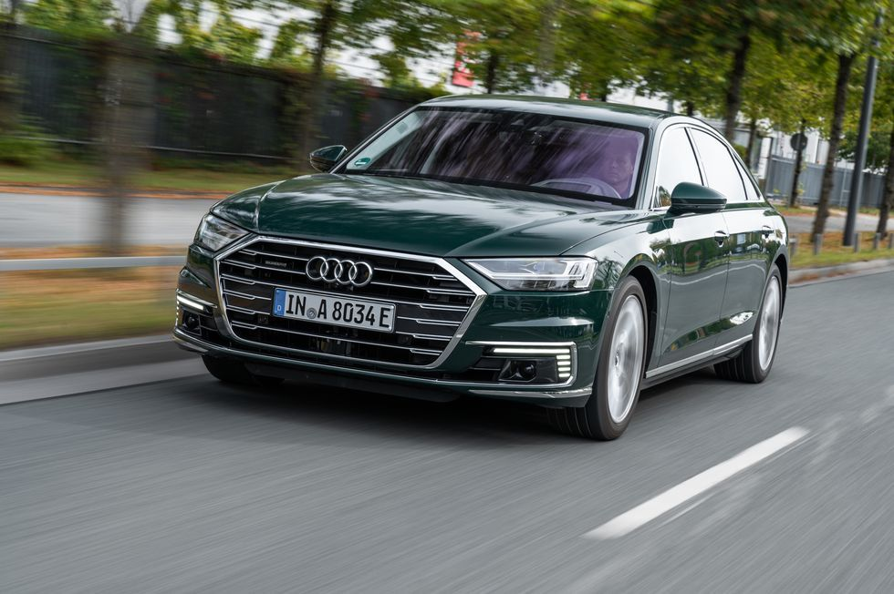 2021 Audi A8 Review Pricing And Specs Audi A8 Audi Eco Friendly Cars