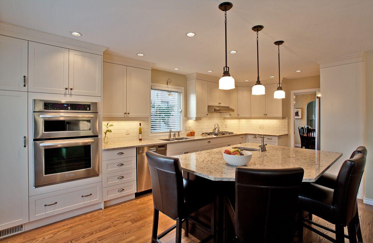 Windermere Cambria Quartz Finished Installed Kitchen Countertop ...