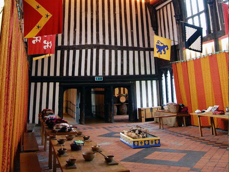 historic english manor house interiors - Google Search | British ...