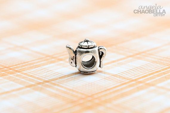 Hey, I found this really awesome Etsy listing at https://www.etsy.com/listing/125764417/tea-pot-sterling-silver-charm-made-to