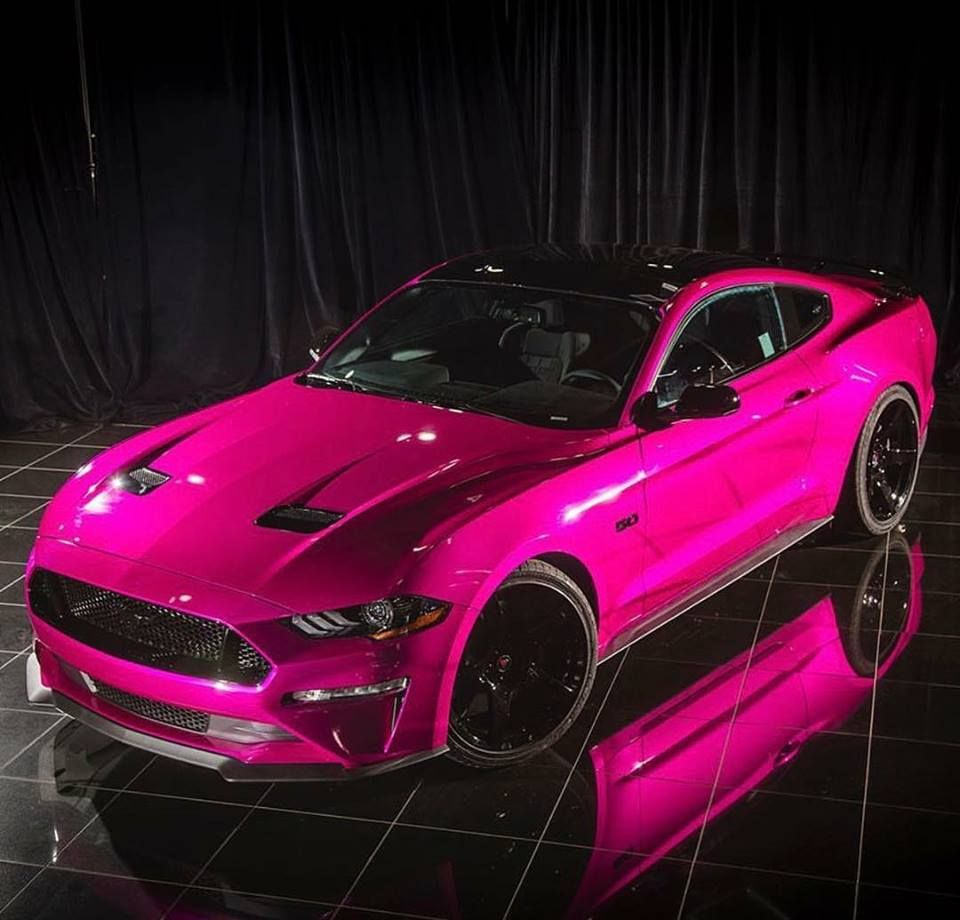3 pink mustang manifestations pinterest cars mustang and