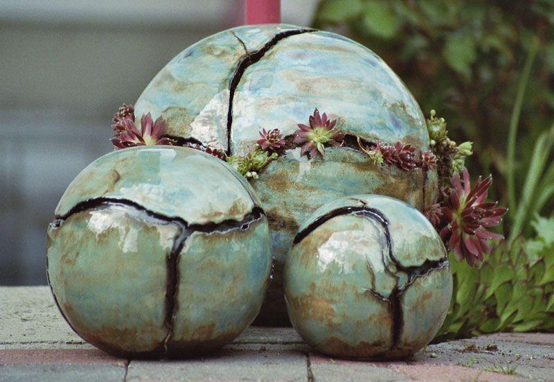 Keramik kugeln t pfern my detraiteurvannederland blog - Gartenkeramik topfern ...