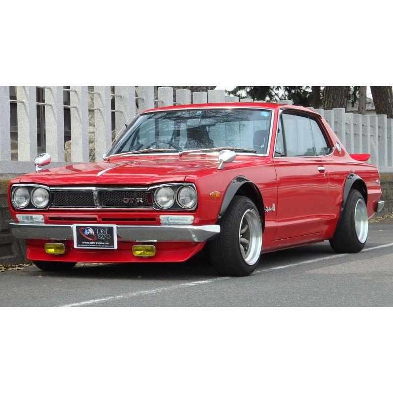 Hakosuka For Sale Nissan Skyline Kgc10 Gtr Clone Coupe At Jdm Expo