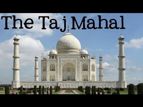 The Story of the Taj Mahal for Kids: Famous World Landmarks for Children - FreeSchool - YouTube