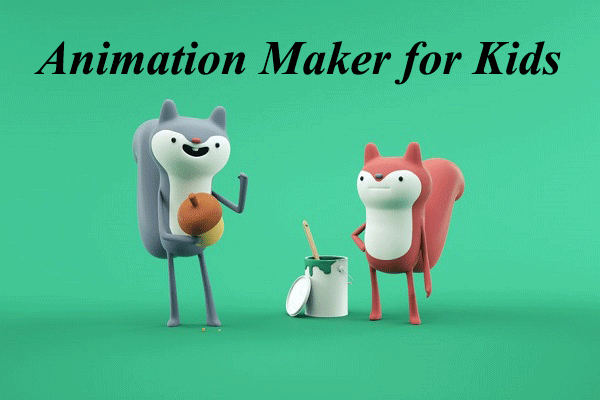 Top 5 Best Animation Maker for Kids 2020 in 2020