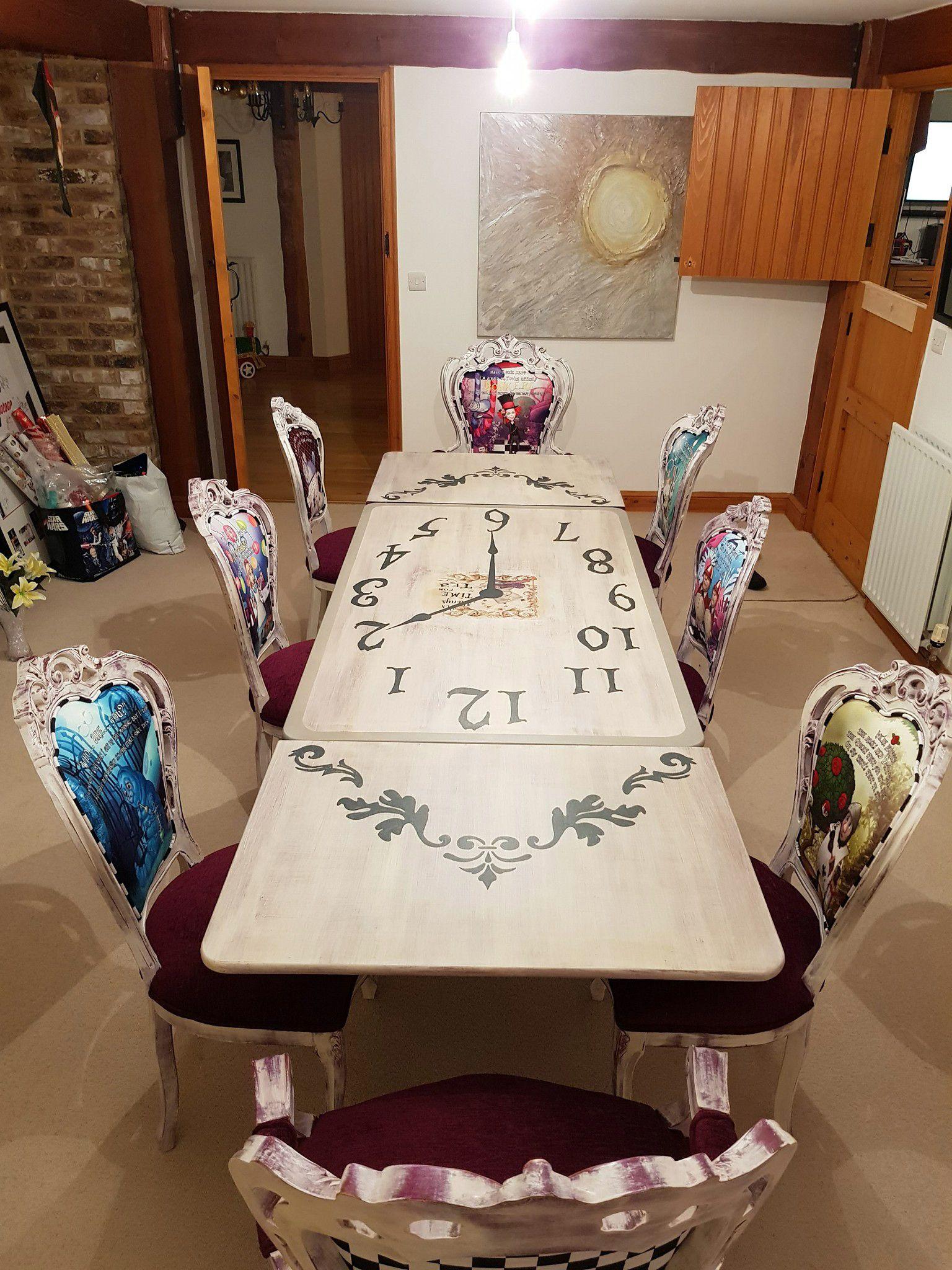 Alice in Wonderland Dining Room Chair : Designers ...