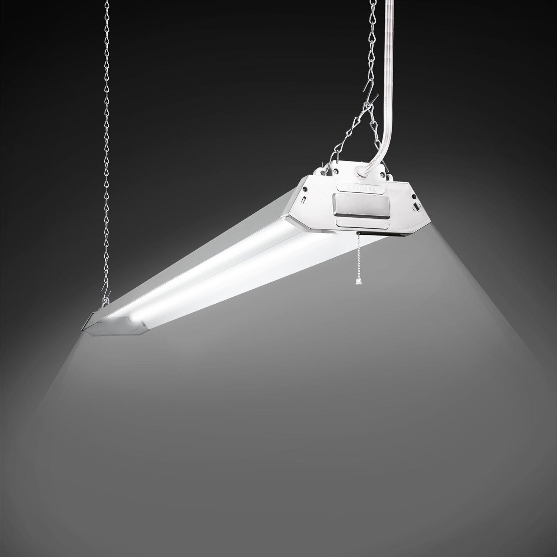 Lights Of America 4 Foot Led Shoplight Sam S Club Led Shop