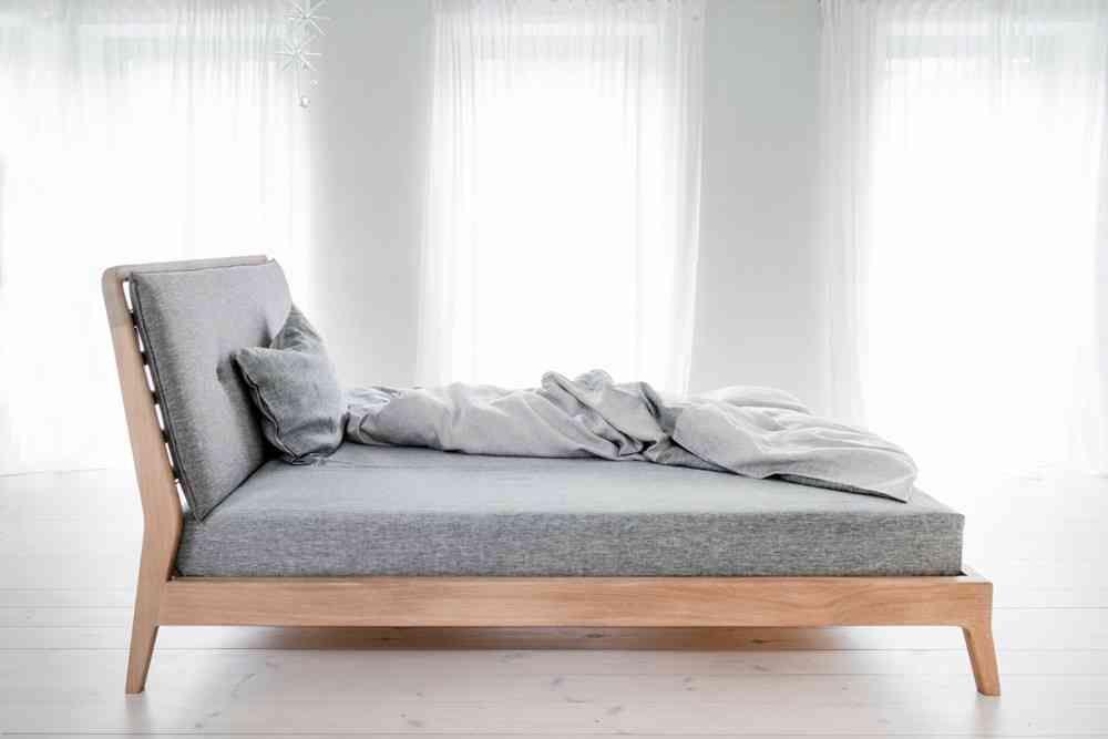 Pin Von Miriam Auf Wohnung Bett Holz Bett Modern Bett