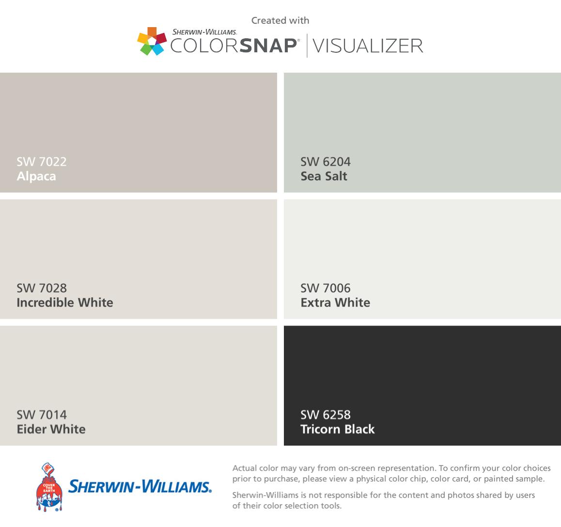Paint Color Matching App Colorsnap Paint Color App Sherwin Williams Paint Colors For Home Matching Paint Colors Exterior Paint Colors