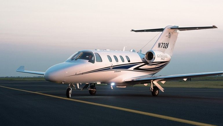 Entry Level Cessna Citation M2 Cessna Jet Private Aircraft