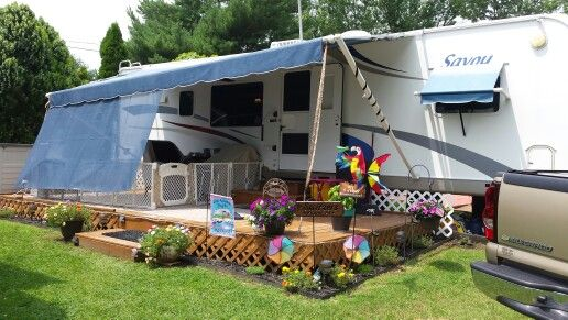 Home Away From At Oaks Family Campground Rehoboth Beach De