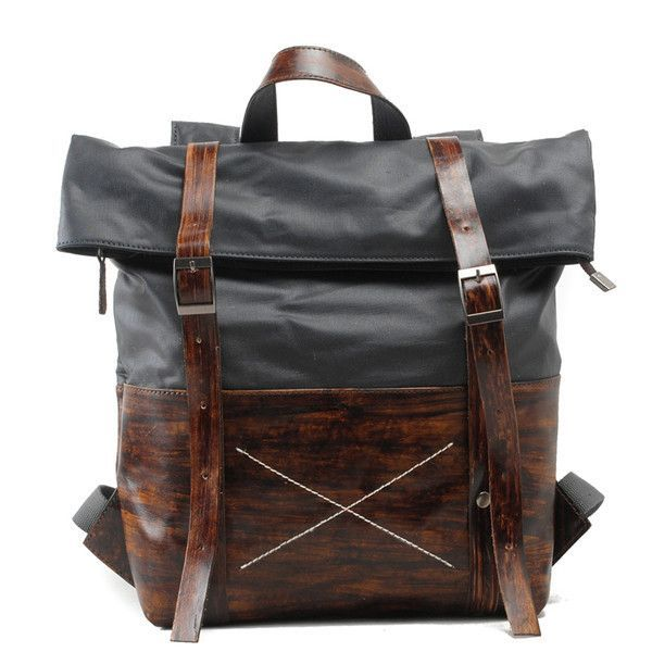 e3ce3ac810811 New Large Canvas Backpack for Men Women Vintage Rucksack Waterproof Travel  Bagpack Casual Brown Backpack Man Mujer School Bag