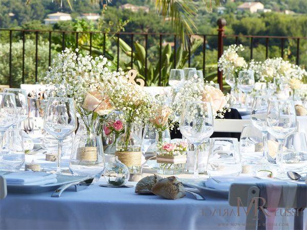 Une jolie table décoration thème bohème chic