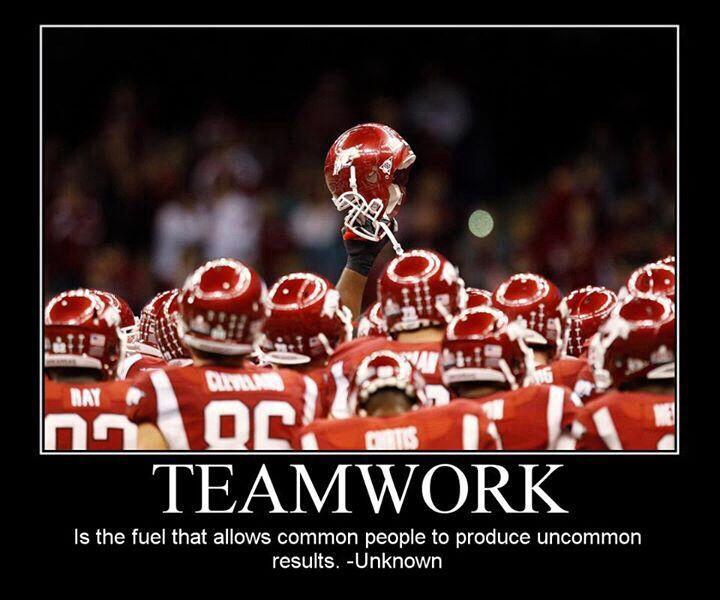 Football Team Motivational Quotes: Cheer Inspiration