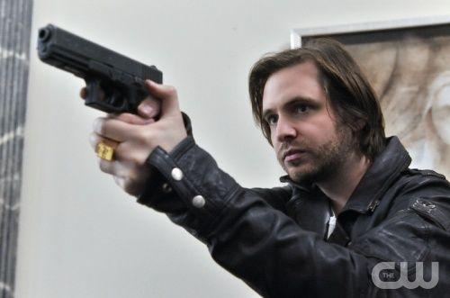 "Nikita ""Shadow Walker Pictured Aaron Stanford As Birkoff"