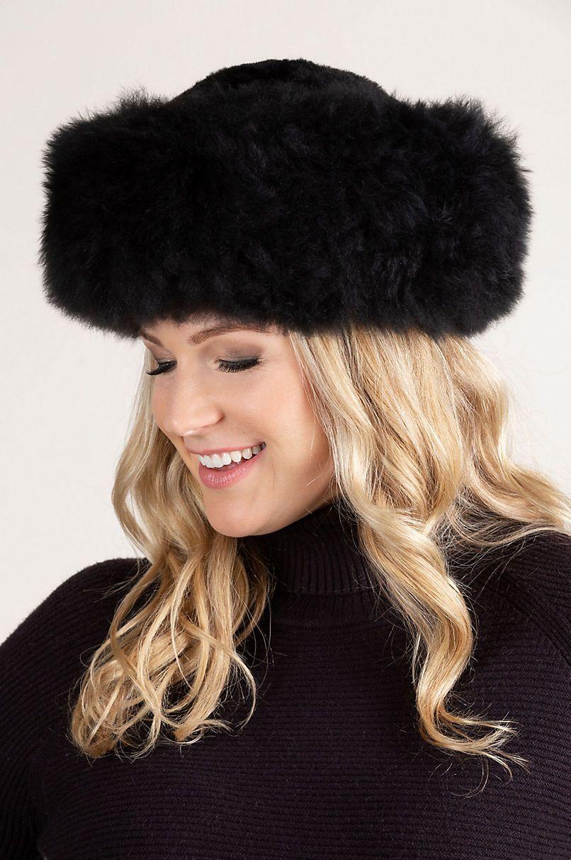 f75c7ca0b652d1 Premium Peruvian Baby Alpaca Fur Cossack Hat in 2019 | moda chapeau ...