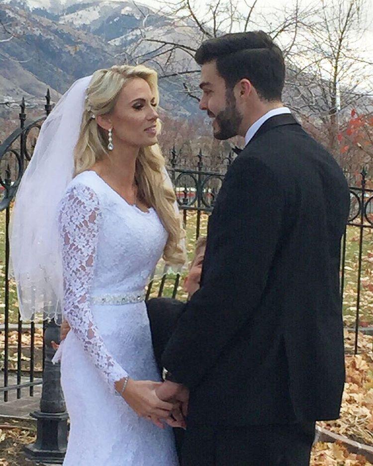 Carliestylez wedding shaytards house