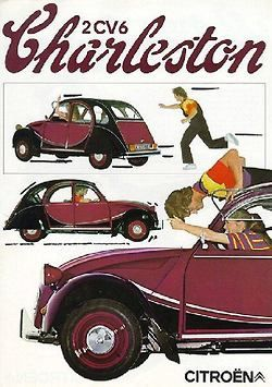 Citroën 2CV6 'Charleston'