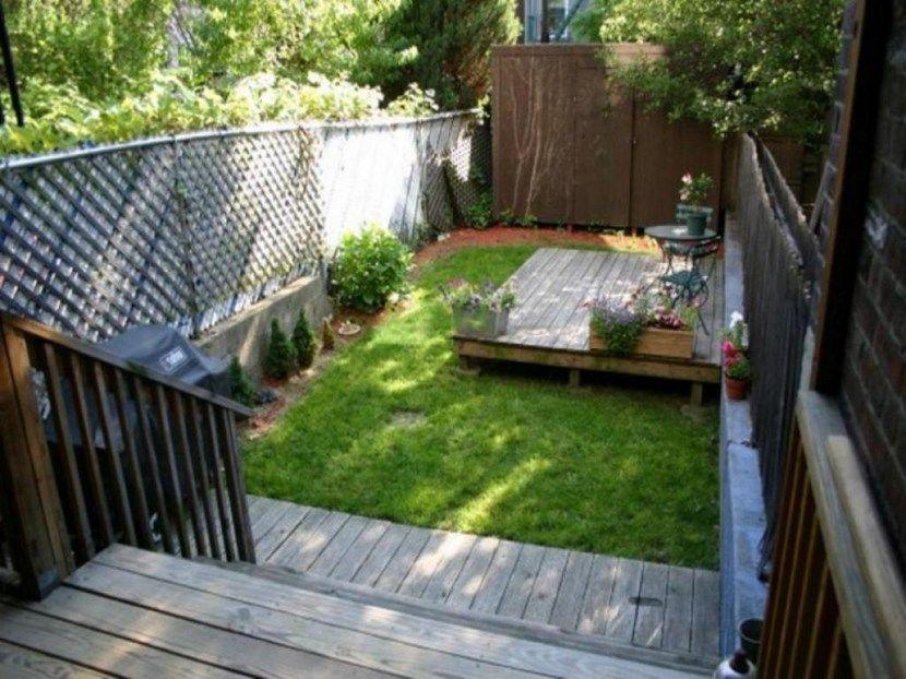 C mo hacer que un jard n peque o se vea m s grande for Crear jardines pequenos