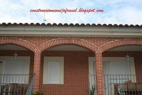 Pin De Marco Galeana En Arcos Fachadas Casas De Campo Casas En Mexico Casas De Campo