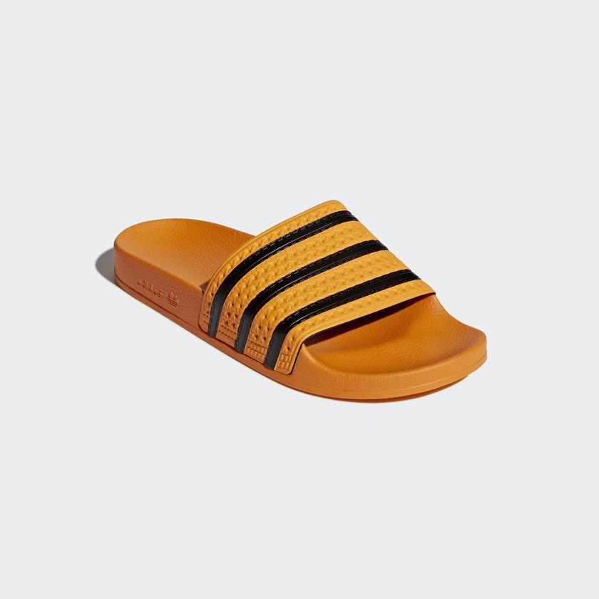 reputable site ae76d 488c7 adidas Adilette Slides - Orange  adidas Belgium
