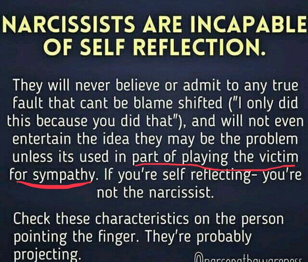 Narcissist Blame Quotes - ShortQuotes.cc