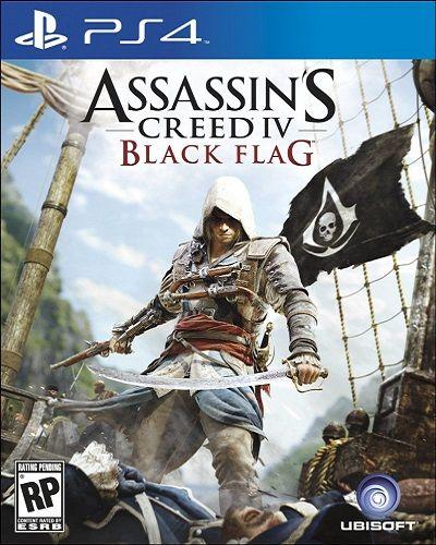 گروه آفلاین مدیا سنتر بازی های Ps4 Assassins Creed Black Flag