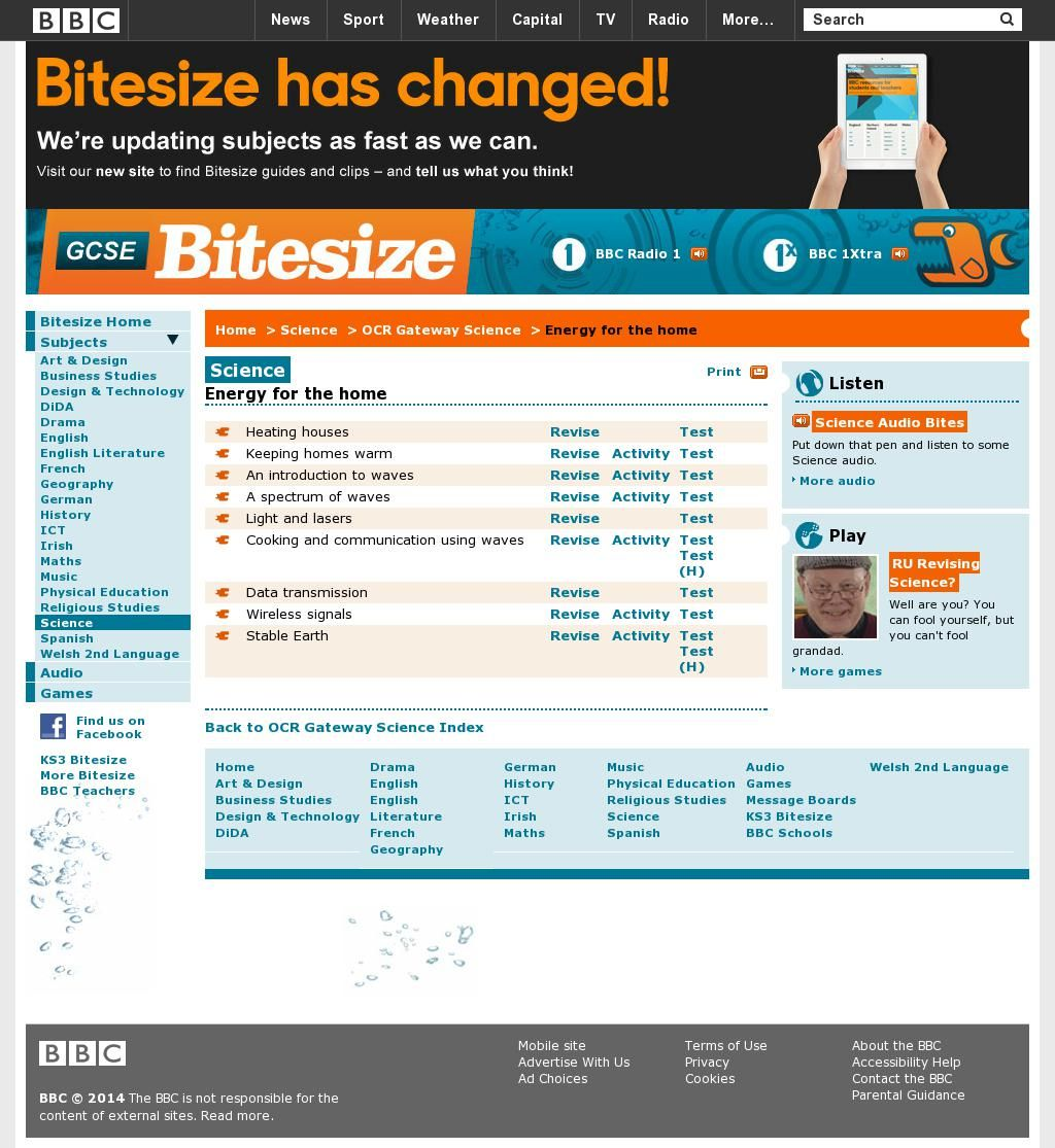 bbc bitesize science coursework 2 gcse-aqa-core-and-additional-science-biologypdf bbc gcse bitesize aqa additional science, a secondary school revision resource for aqa gcse additional science about biology, chemistry and physics.