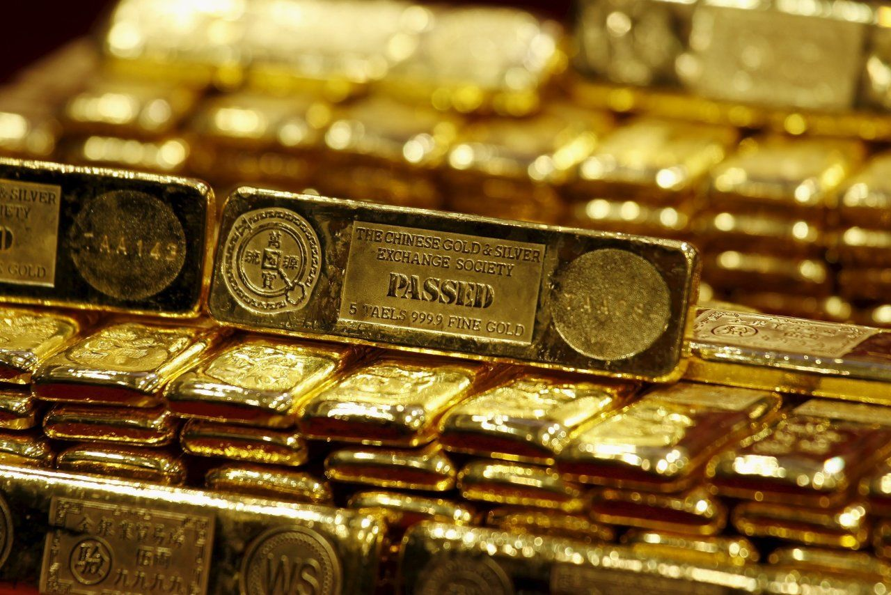 Pros Bet On Gold Etf Rebound With Images