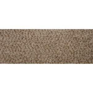 Simply Seamless Tranquility Toffee 10 In X 27 Flat Traditional Stair Tread