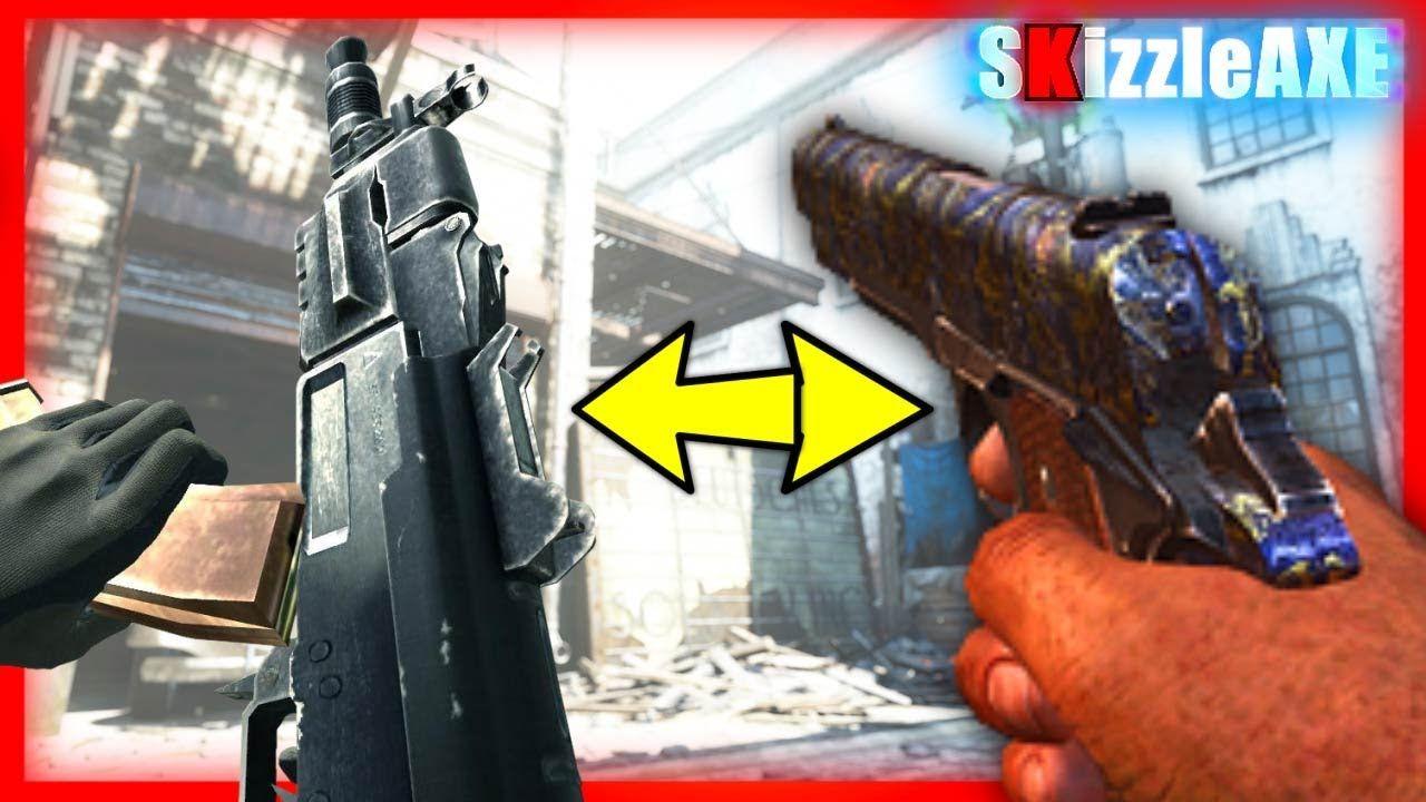 new dlc weapons m1911 ak74u gameplay black ops 3 zombies bo3