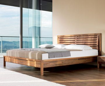 TEAM 7 Valore Bed | Beds | Pinterest