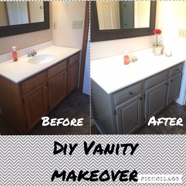 Best Guest Vanity Vanity Vanity Makeover Vanity Redo 400 x 300