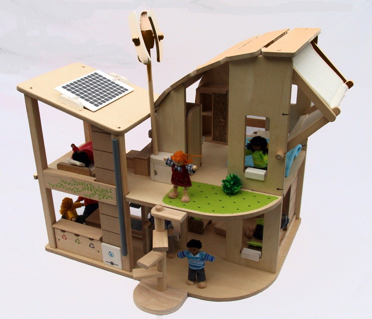 Gifts The Modern Dollhouse Doll House Plans Doll Houses And Swing Set Plans
