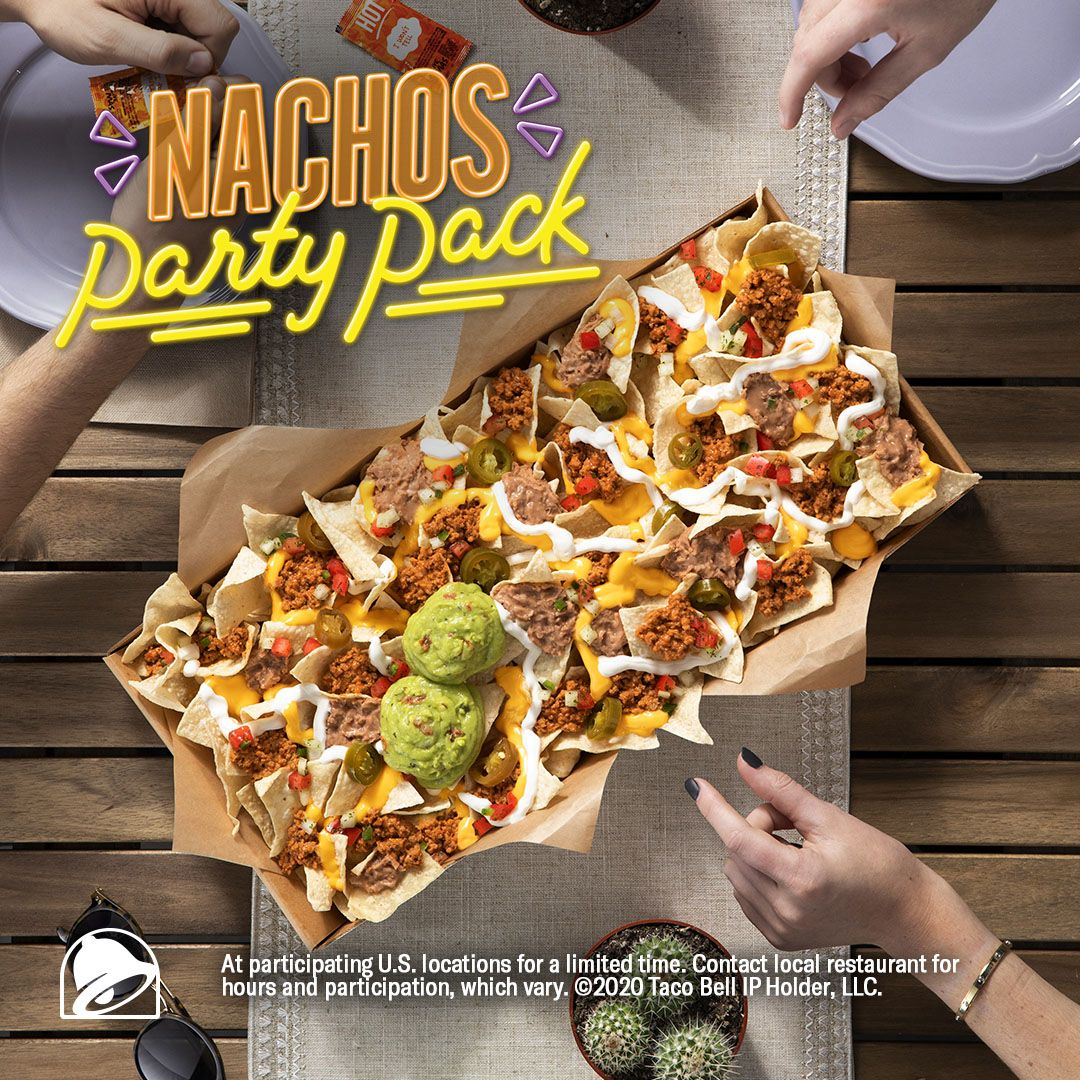 Pin On Nacho Party Packs