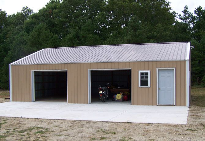 Would like a storage building on the property like this for Design your own pole barn