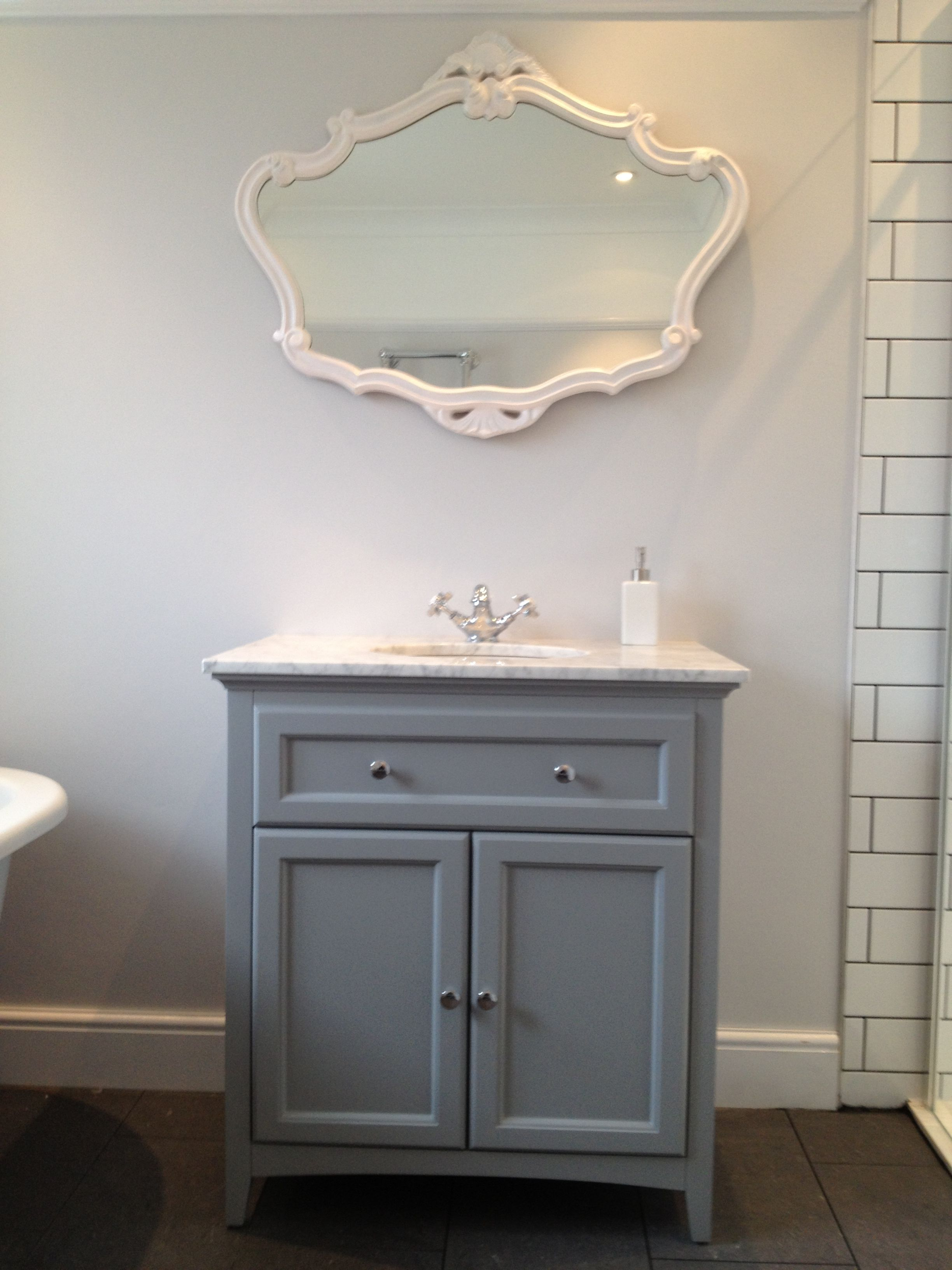 Bathroom designed and installed by Aquanero Bathroom Design & Installation  Supplied by Bathstore and Fired Earth