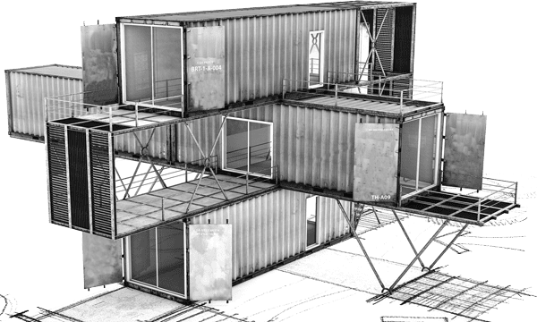 Do You Need Planning Permission To Build A Container Home Grand Design Shipping Contai In 2020 Building A Container Home Container Homes Cost Container House