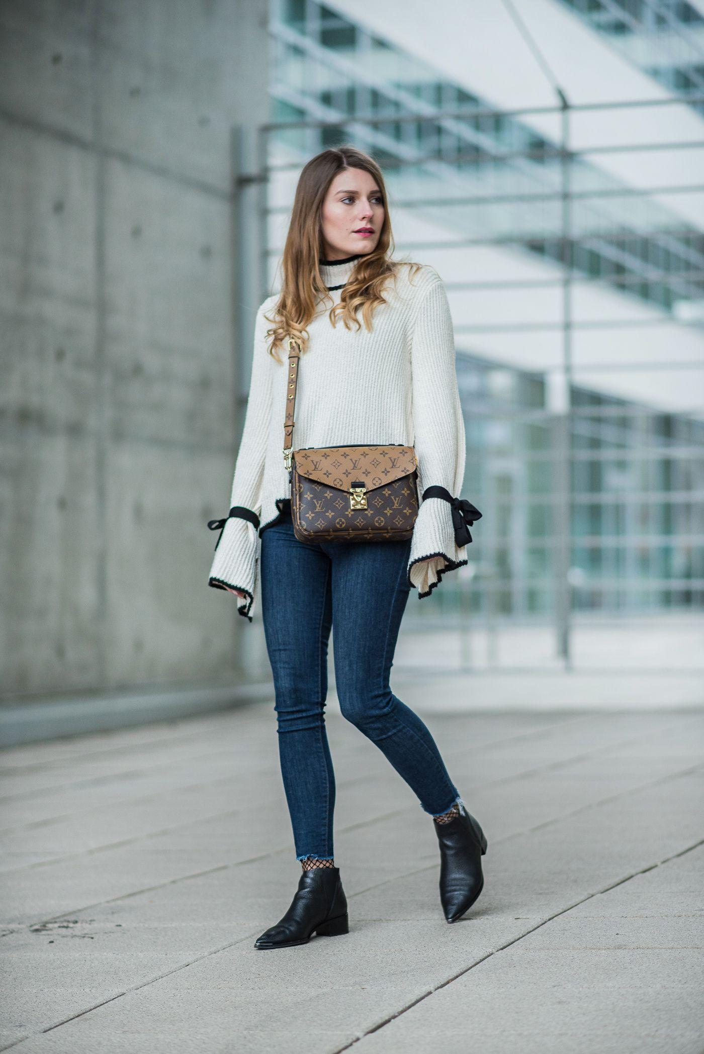 Louis Vuitton Pochette Metis Bag Fashion Louis Vuitton