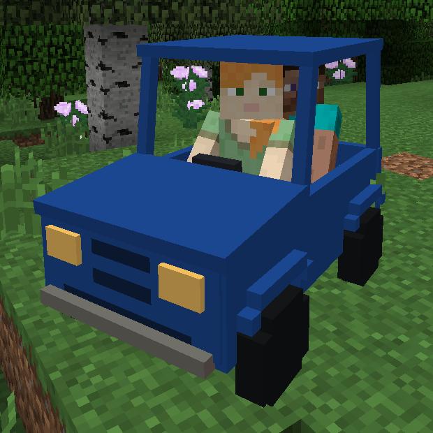 vehicle mod 1.12