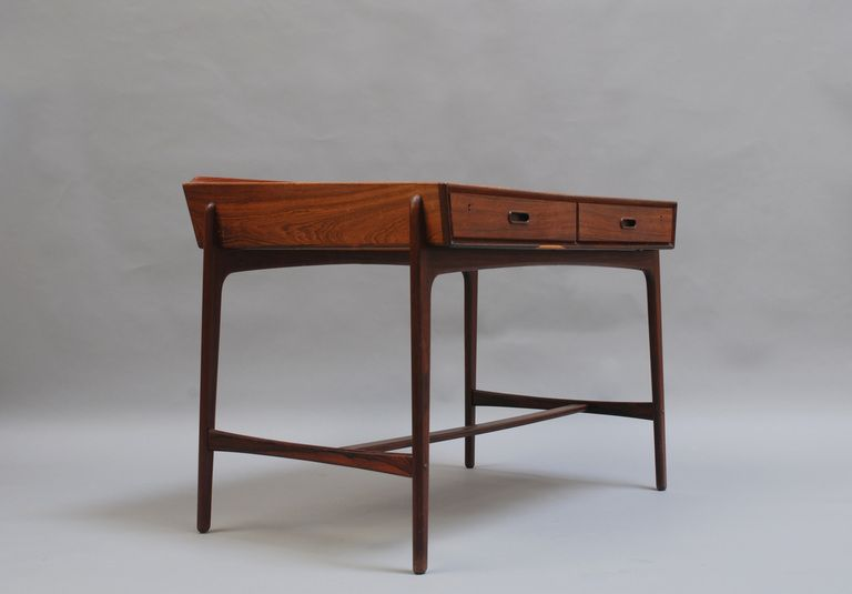 I D Love To Move To A Standing Desk Like This 1958 Danish Desk