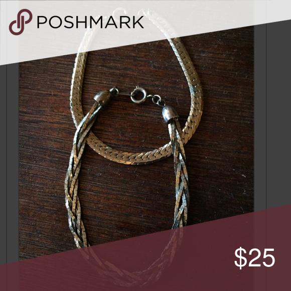 Silver Child Bracelets Vintage Vintage Accessories Jewelry
