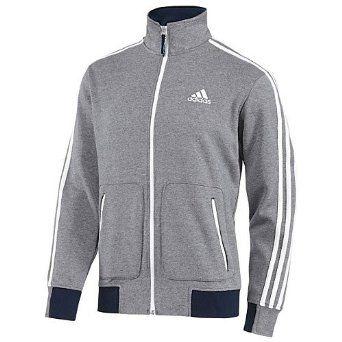Adidas Men Ultimate Track Jacket 65 00 Mens Jackets Long Sleeve Tshirt Men Adidas Outfit