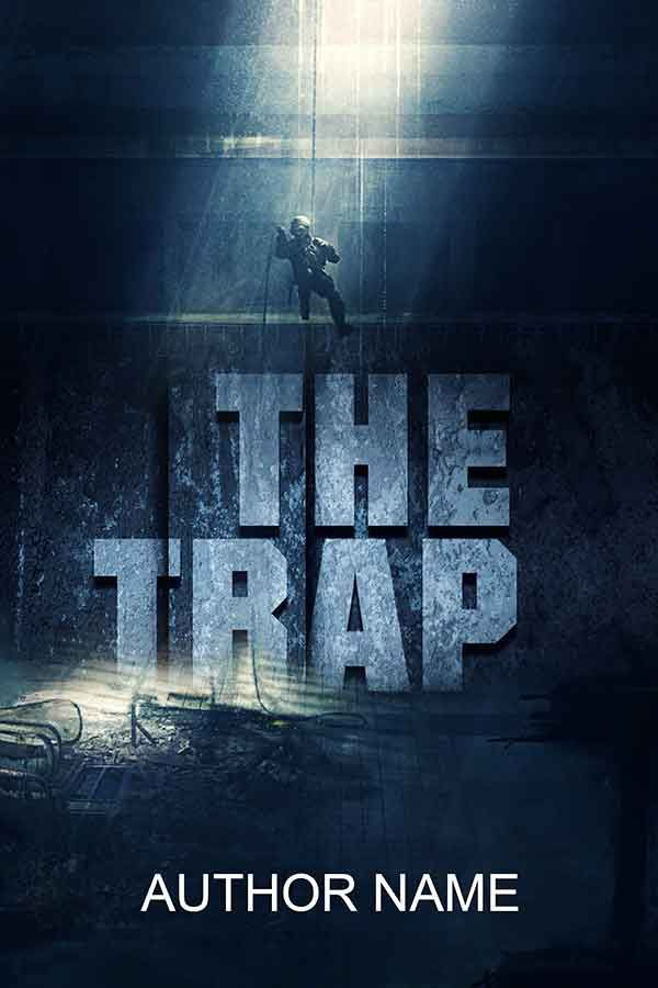 new book cover for sale the trap sebastien hue https bookcovers