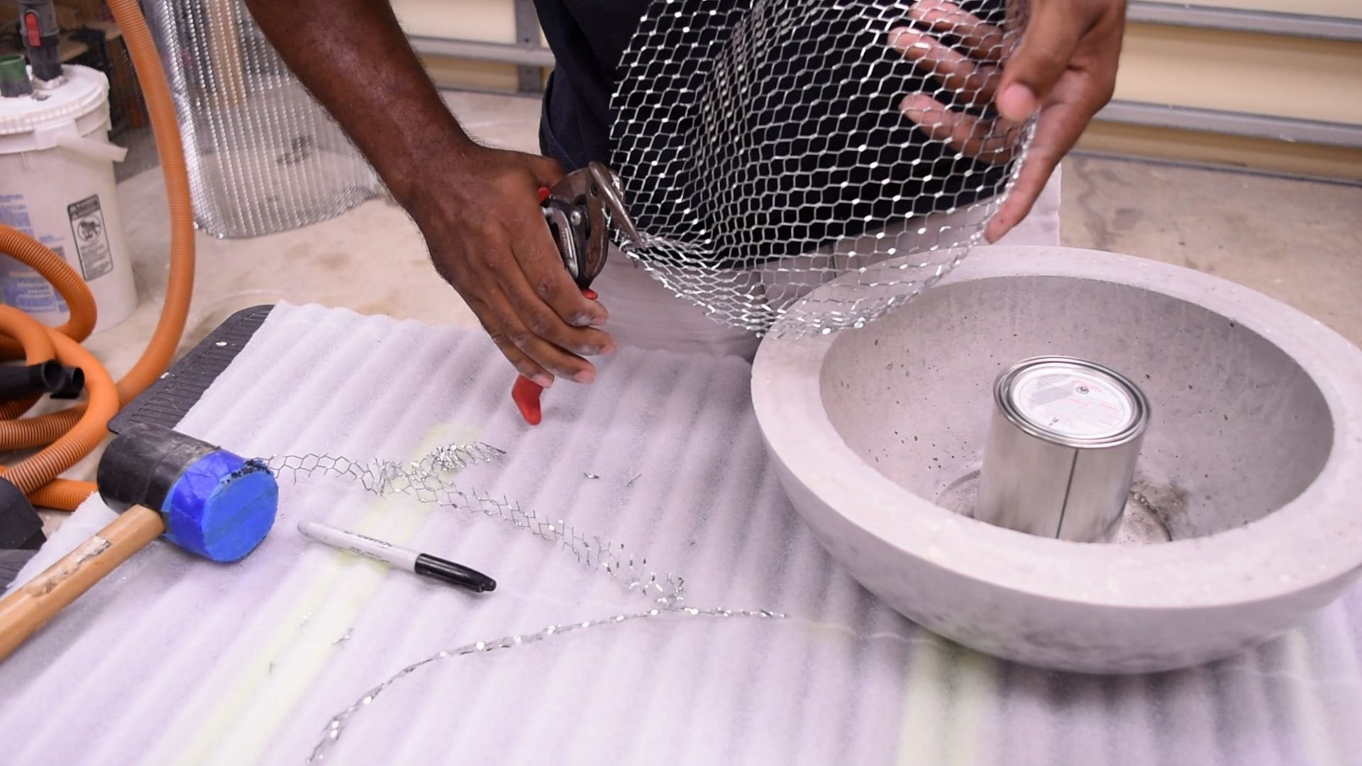 Photo of How To Make A Fire Concrete Bowl – DIY Creators    Among the natural joys of win…