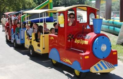 Trackless Train Party Rentals in New Jersey, New York, Philadelphia and Connecticut