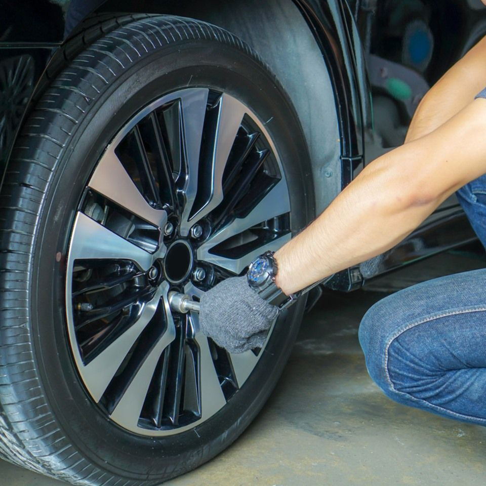 1. Tire rotation 2. Tire balancing 3. Wheel alignment Are