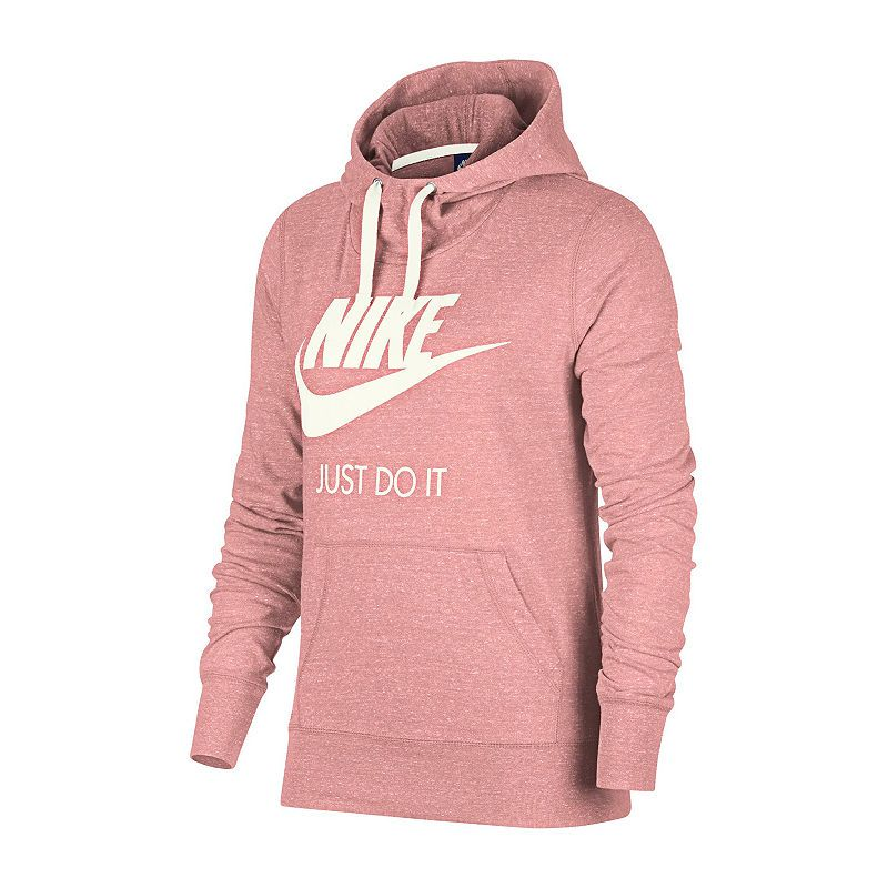 Nike Women S Gym Vintage Pullover Hoodie Nike Women Womens Workout Outfits Vintage Hoodies