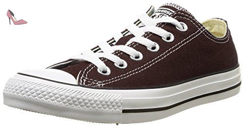 Converse Ctas Season Ox, Sneakers Basses femme, Marron, 39 ...